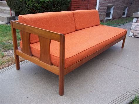 mid century modern sofa with chaise gatyo retro mid century modern sofa chaise with