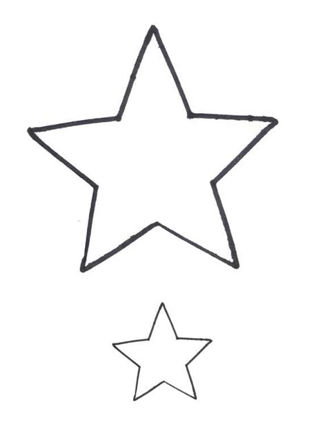 star shapes clipart best clipart best