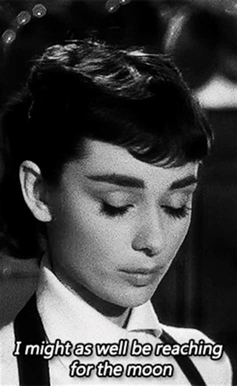 N Sabrina Clasic my gifs black and white vintage hepburn 1950s