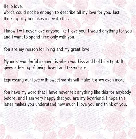 images of love letter for boyfriend love letter to boyfriend gplusnick