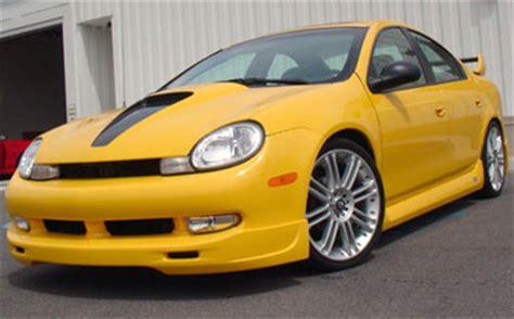 chrysler neon tuning frontlip for chrysler neon 2000 2002 avb sports car