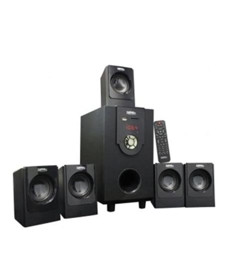 buy zebronics spk sw  channel home theatre system