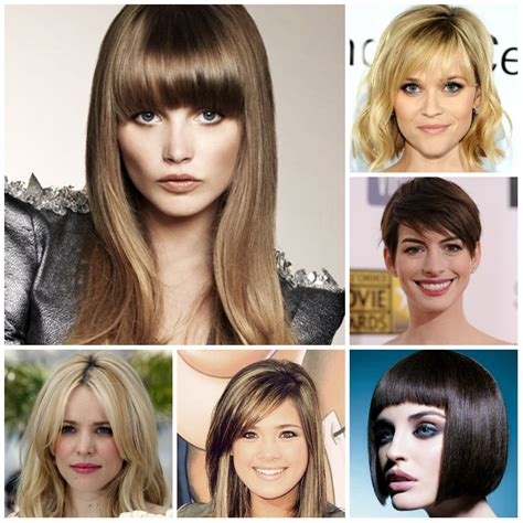 haircuts before and after bangs coolest bang hairstyles for 2016 2017 haircuts
