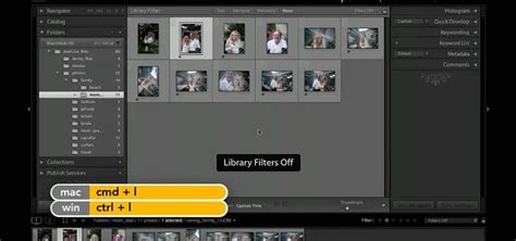 adobe photoshop filter tutorial how to filter photos in adobe photoshop lightroom 3
