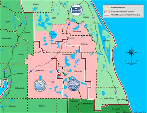 Find In Florida Optimus 5 Search Image Detailed Map Of Central Florida