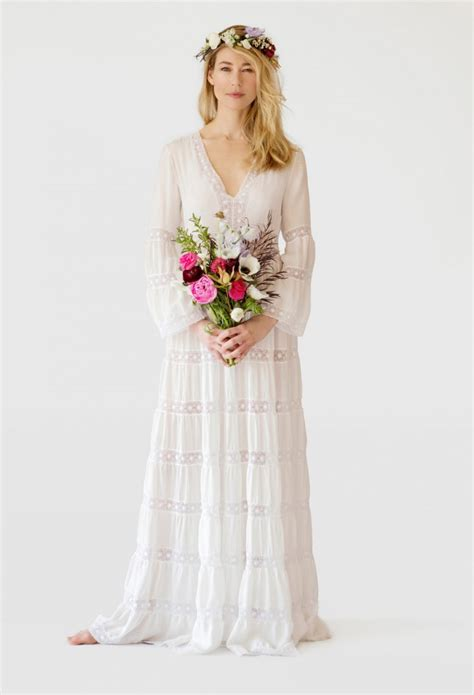 Brautkleider Bohemian by How To Select A Bohemian Wedding Dresses Bridal