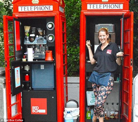 Bookcrossing Telephone Boxes Are The New Cafes by Phone Boxes To Be Converted Into Cafes Sweet