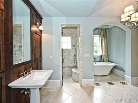 Spa Bathroom Designs by So Where Is Location Location Location South Charlotte
