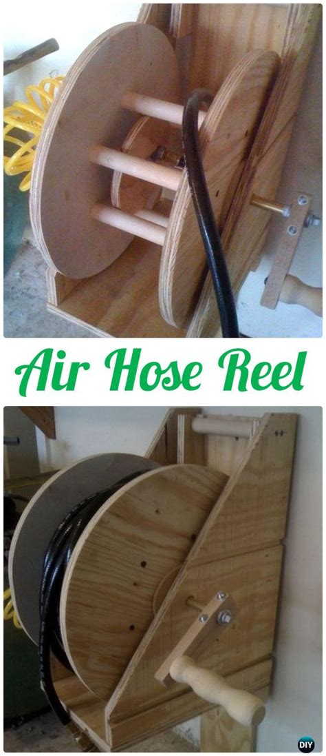 diy recycled wood cable spool furniture ideas projects