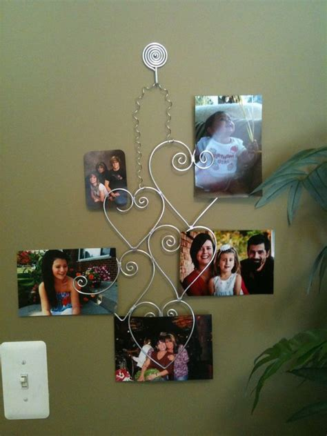photo collage display photo display collage wall hanger picture frames