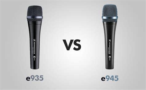 Microhone Mic Kabel Sennheiser E 945 935 sennheiser e935 vs e945