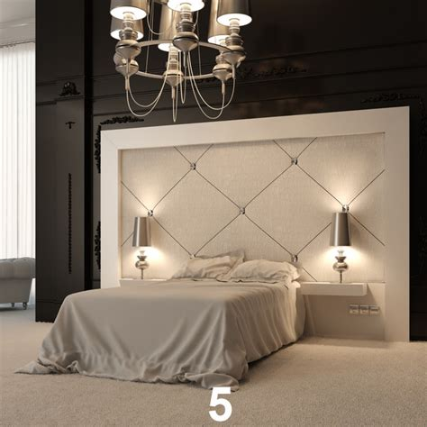 bed headboard design contemporary headboards