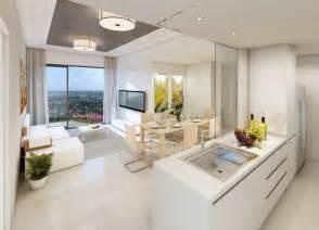 interior design kitchen living room white kitchen