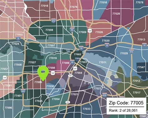 printable zip code map houston image gallery houston zip code map