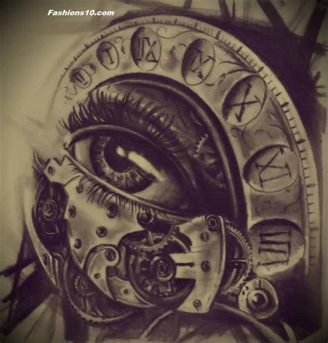 tattoo fixers eye clock 15 best derek hess images on pinterest derek hess