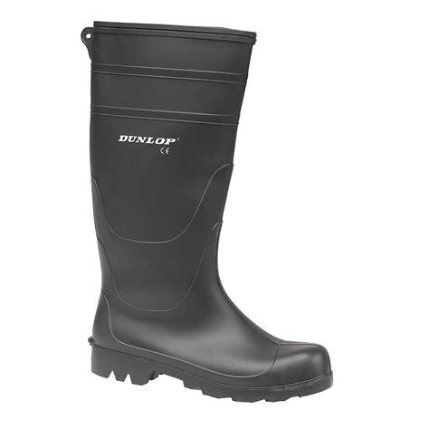 mens cheap wellington boots dunlop universal pvc welly mens wellington boots