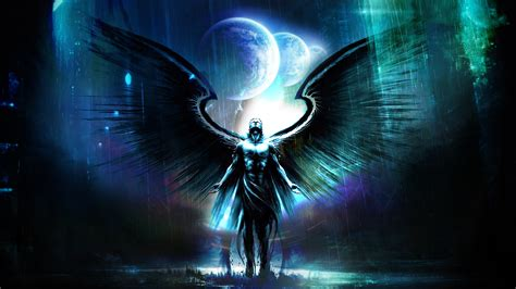 gambar iblis desktop angel hd wallpapers pixelstalk net