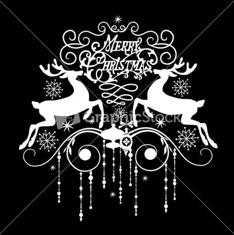 images of christmas black and white black and white christmas cards stock image