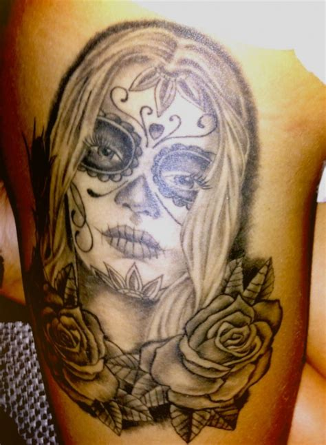 vero la catrina tattoos von tattoo bewertung de
