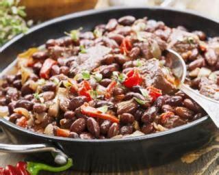 cuisine alg駻ienne facile rapide les 25 meilleures id 233 es concernant haricots rouges sur