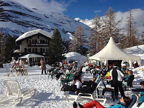 best restaurant zermatt which are the best mountain restaurants in zermatt