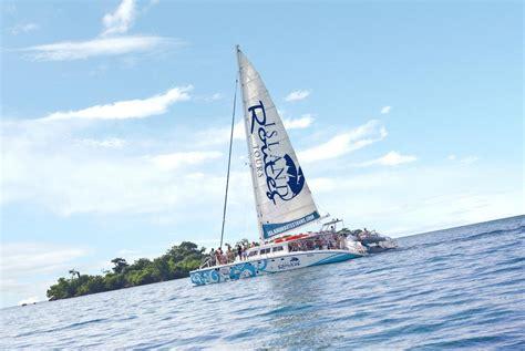 catamaran jamaica catamaran cruise in negril island routes