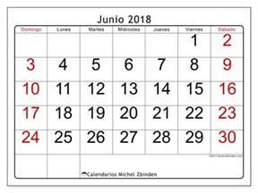 Calendario 2018 Argentina Para Imprimir Calendario Para Imprimir Junio 2018 Emericus Argentina
