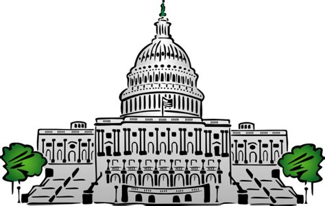 united states capitol building coloring page us capitol building clipart style clip art at clker com