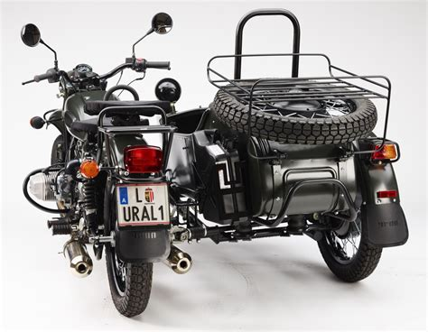 Ural Motorrad Verkauf by Gebrauchte Und Neue Ural Ranger Motorr 228 Der Kaufen