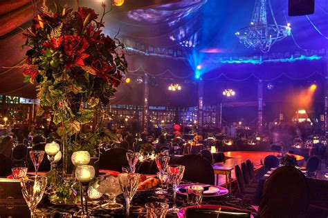 new year celebrations 2015 johannesburg madame zingara theatre of dreams restaurant in