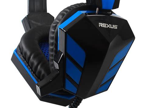 Rexus F22 E Sport Gaming Headset F 22 Blue Original rexus vonix f22 rexus official store