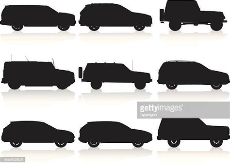 jeep silhouette jeep grand vector and graphics getty images