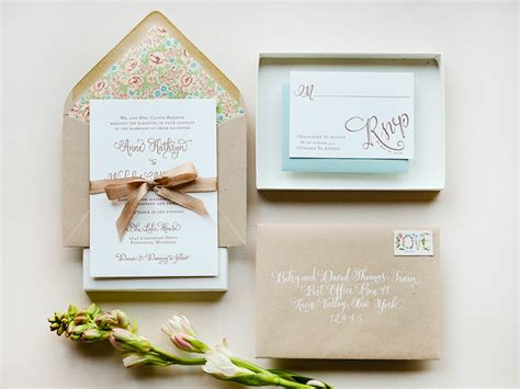 Wedding Invitation Collections by Antiquaria Letterpress Wedding Invitation Collection