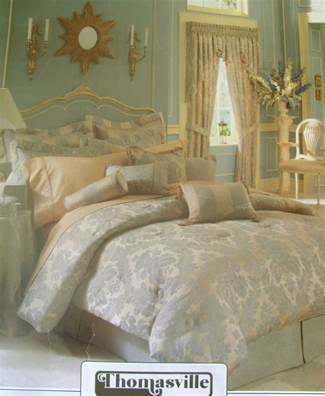 Palladin Queen Comforter Set By Thomasville Close Out Thomasville Bedding Sets