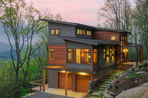 Modern Mountain Home Plans by Modern Mountain Home For The Home