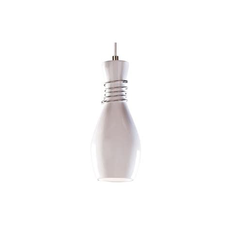 Pendant Light Transformer A19 Lvmp19 Wg X White Gloss Hora 1 Light Mini Pendant Canopy And Transformer Not Included