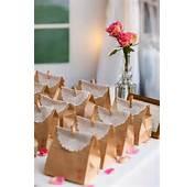 DIY Vintage Wedding Favors ♥ Handmade Gift Bag 814777