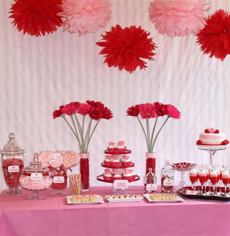valentines day table decor valentine day party idea valentines day celebration 171 all