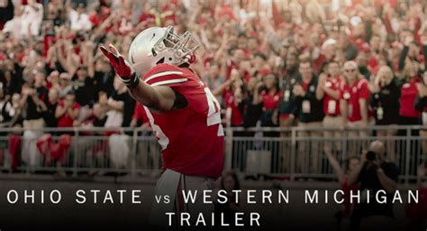 Scholarships Western Michigan Mba by Ohio State Releases Trailer For Matchup With