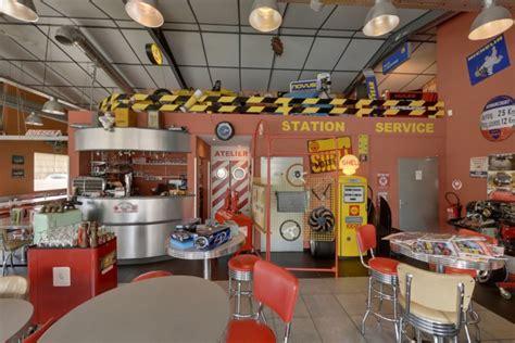 La Garage Cafe by Visite Virtuelle Restaurant Le Garage Hagondange 57