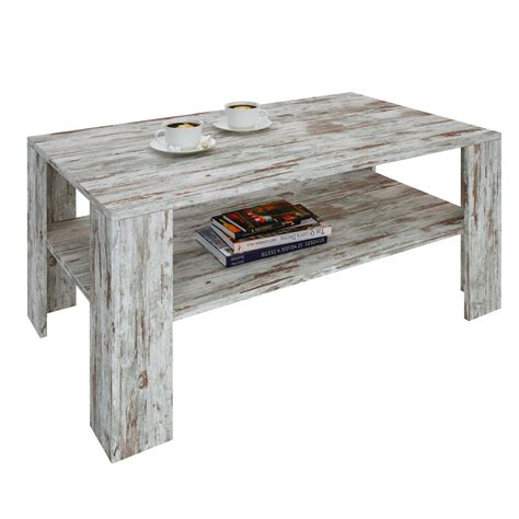 Table Basse Shabby by Table Basse Lorient M 233 Lamin 233 Shabby Chic Mobil Meubles