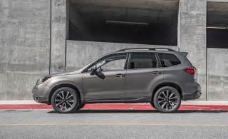 Subaru Forester 2017 2017 Subaru Forester 2 0xt Touring Test Review