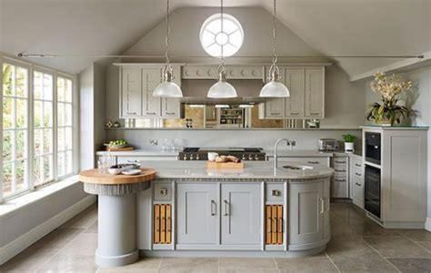 Art Deco kitchens: An ageing classic look that is still