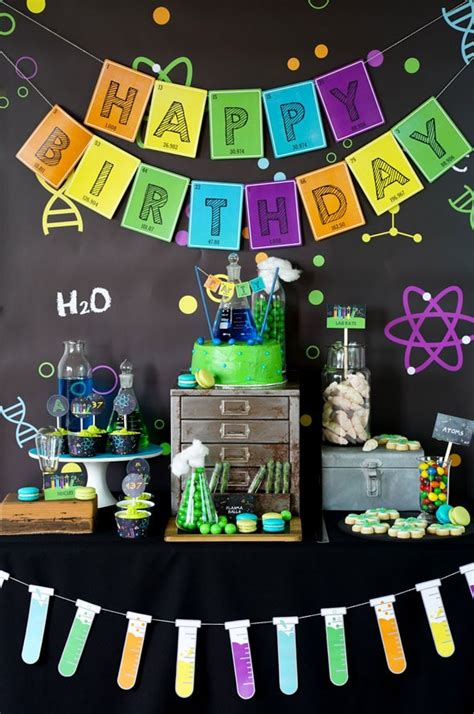 insane mad scientist party ideas pretty  party