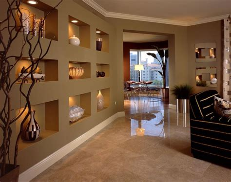 Decorating Ideas For Wall Cutouts 25 Best Ideas About Wall Niches On Niche