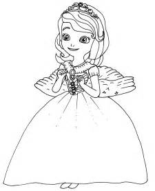 princess sofia coloring pages sofia the coloring pages costume sofia