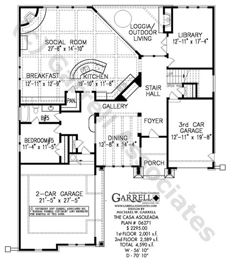 house plans with fireplace casa asoleada house plan costa plans