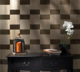 Aspect backsplash tiles metal and glass mixed