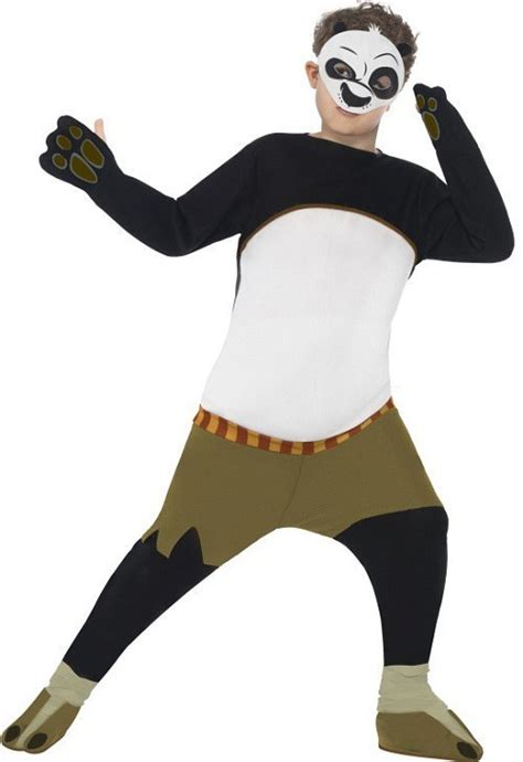 Kostum Panda By Melvie Shop kung fu panda po costume