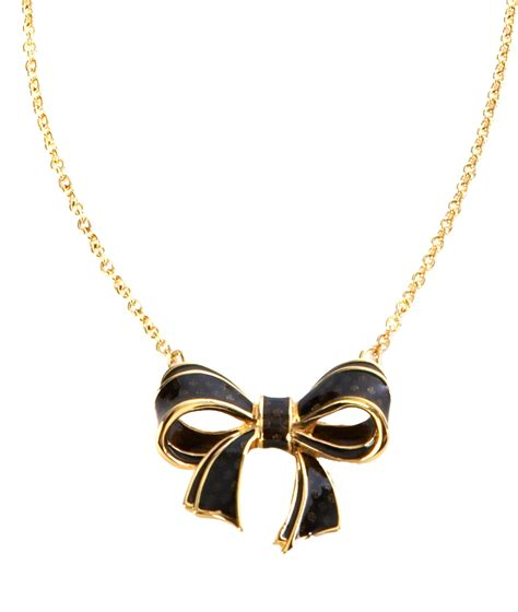 Ted Baker Necklace Bow Top by Ted Baker Victori Metal Small Bow Necklace Review